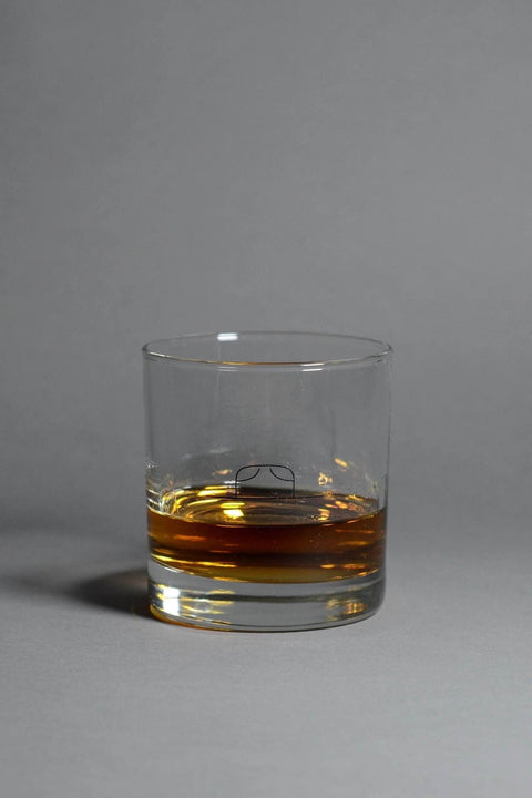 WHISKEY GLASS CANDLES
