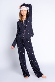 LOVE/HEART PJ SET