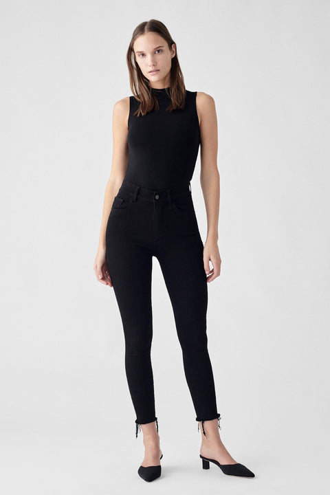 FARROW CROP HIGH RISE SKINNY 2