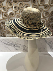 TWO TONE HAT