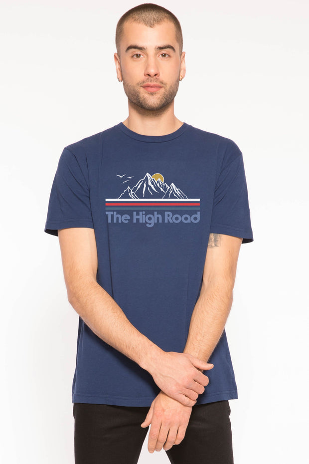 MENS HIGH ROAD TEE