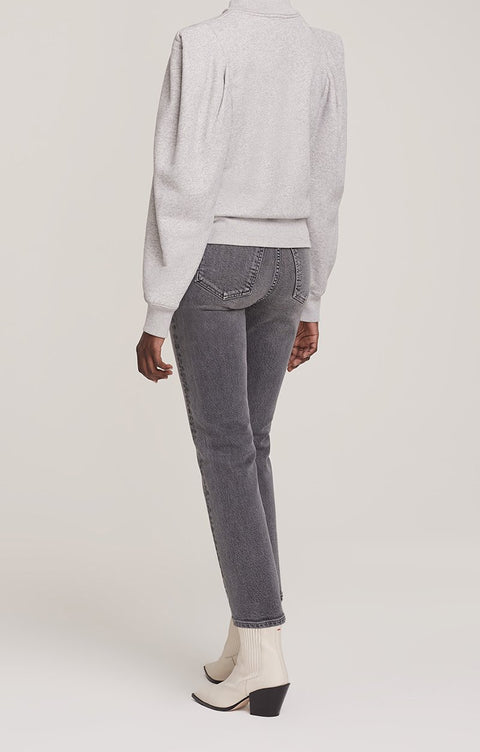 FOLDED SLV SWEATSHIRT 2