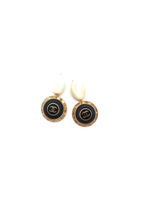 DESIGNER PEARL EARRINGS MINI