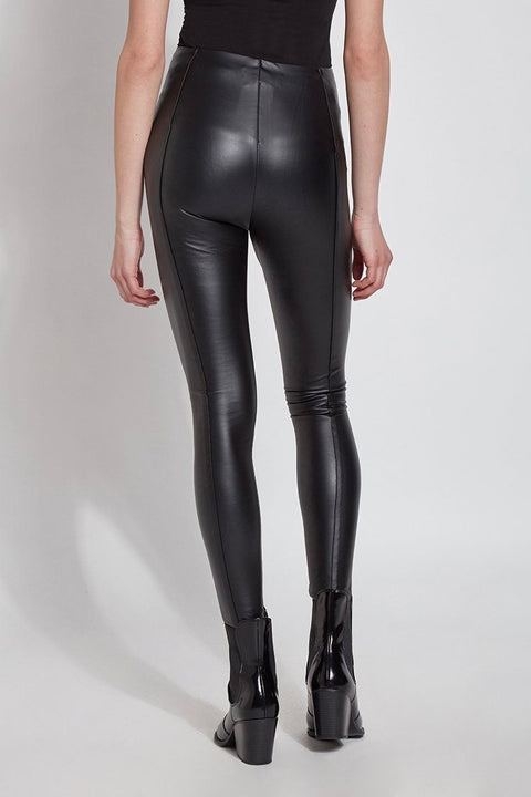 HIGH WAIST VEGAN LEGGING