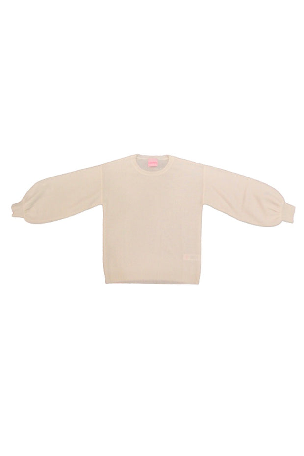 FLORENCE BALLOON SLV SWEATER