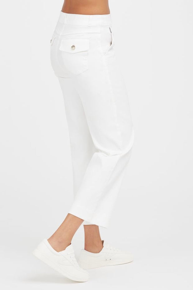STRETCH CROPPED WIDE LEG PANT (20312R)
