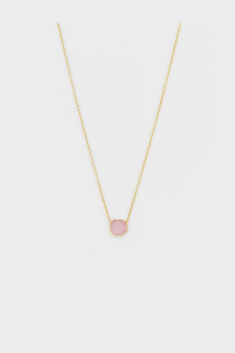 POWER GEMSTONE CHARM NECKLACE