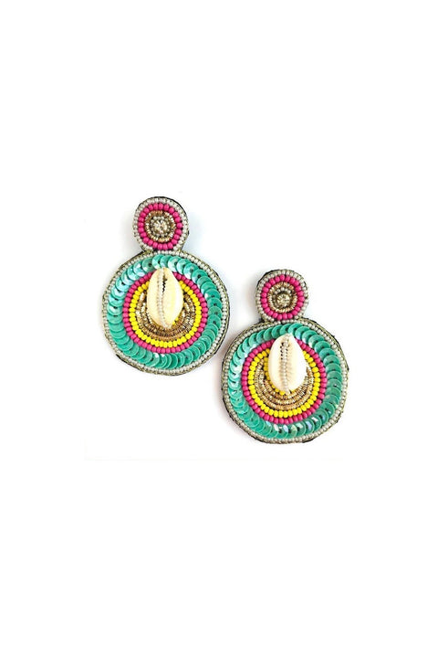 AUSTEN EARRINGS- BRIGHT MULTI