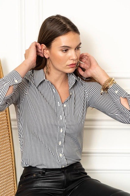 ICON SHIRT IN STRIPE