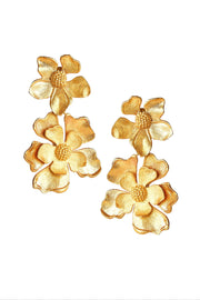 TILLY EARRINGS- GOLD