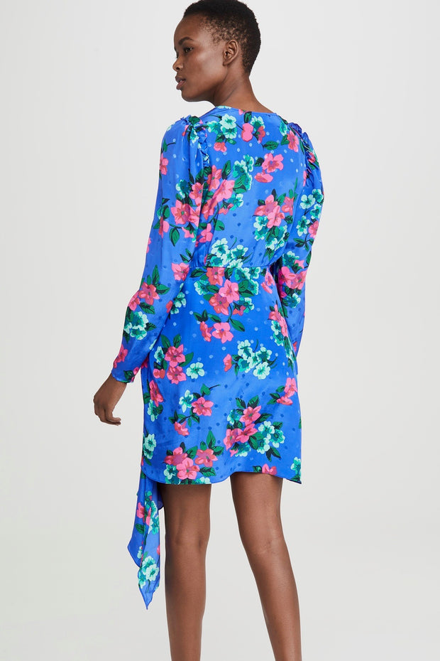 VIESBETH PUFF SLEEVE MINI DRESS