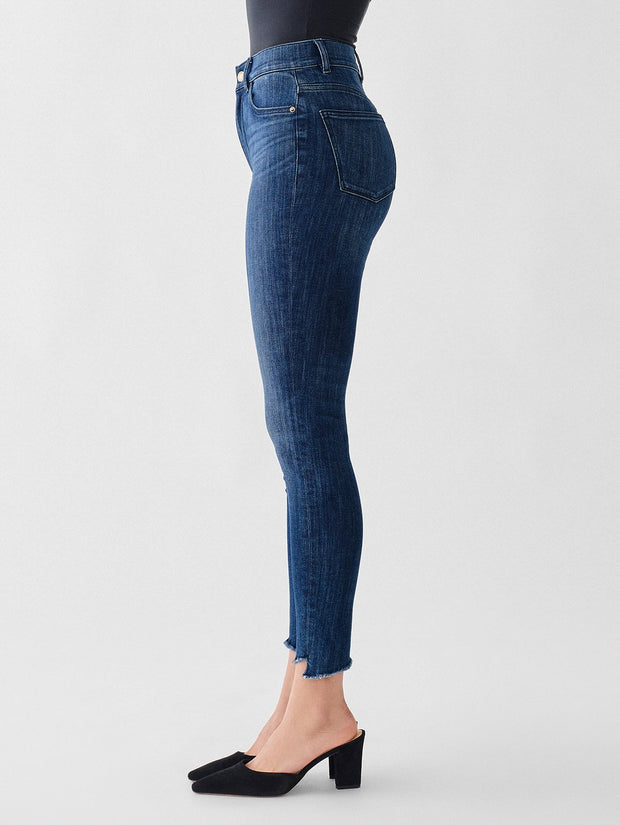 FARROW ANKLE HIGH RISE SKINNY 3