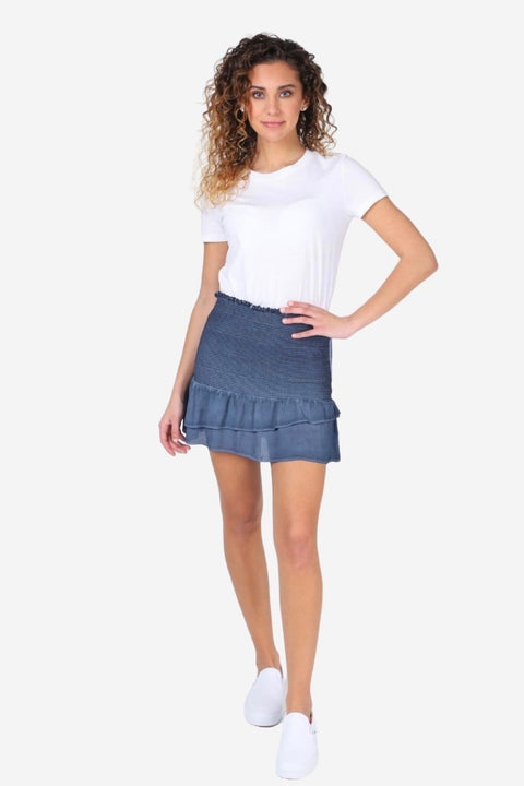 FLYING POINT SKIRT