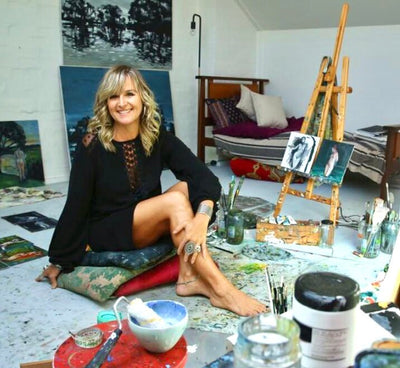 Feature Artist: Kate Hopkinson-Pointer