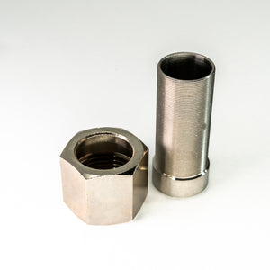 Stainless Steel Fluid Connector