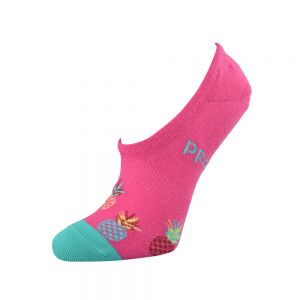 Bamboozld Pineapple Invisible Socks