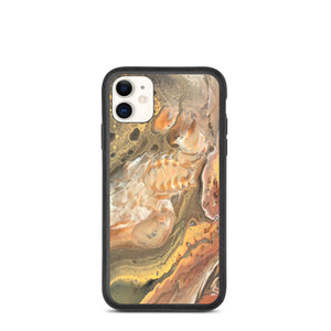 Biodegradable phone case- Fossil Pour