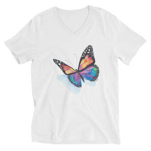 Women's V-Neck Cotton T-Shirt
