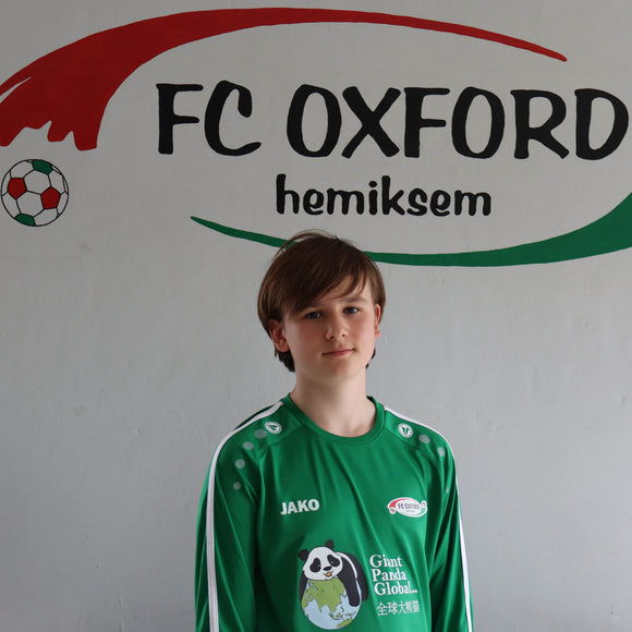 FC Oxford Hemiksem Home Shirt 2020/21 Child