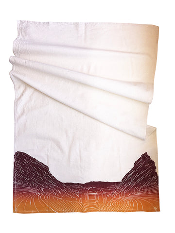 Red Rocks Amphitheater, Morrison, CO Dish Towel