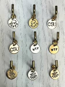 Mini Symbol Charms (Group 2)