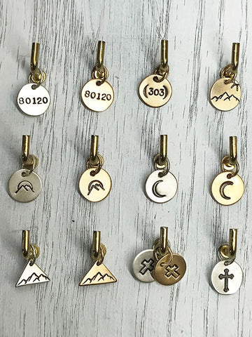 Mini Symbol Charms (Group 1)