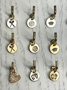 Mini Symbol Charms (Group 4)