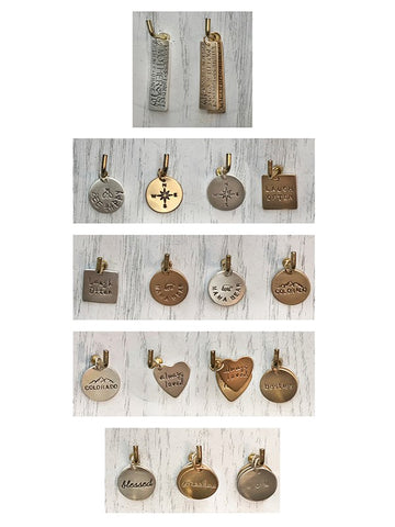 Original Size Charms