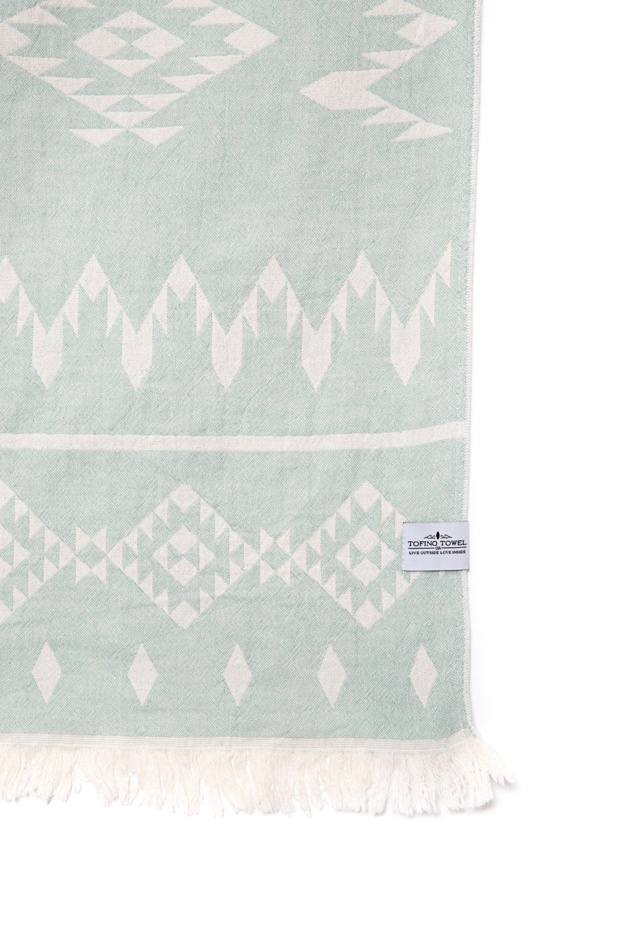 The Coastal Towel - Sage