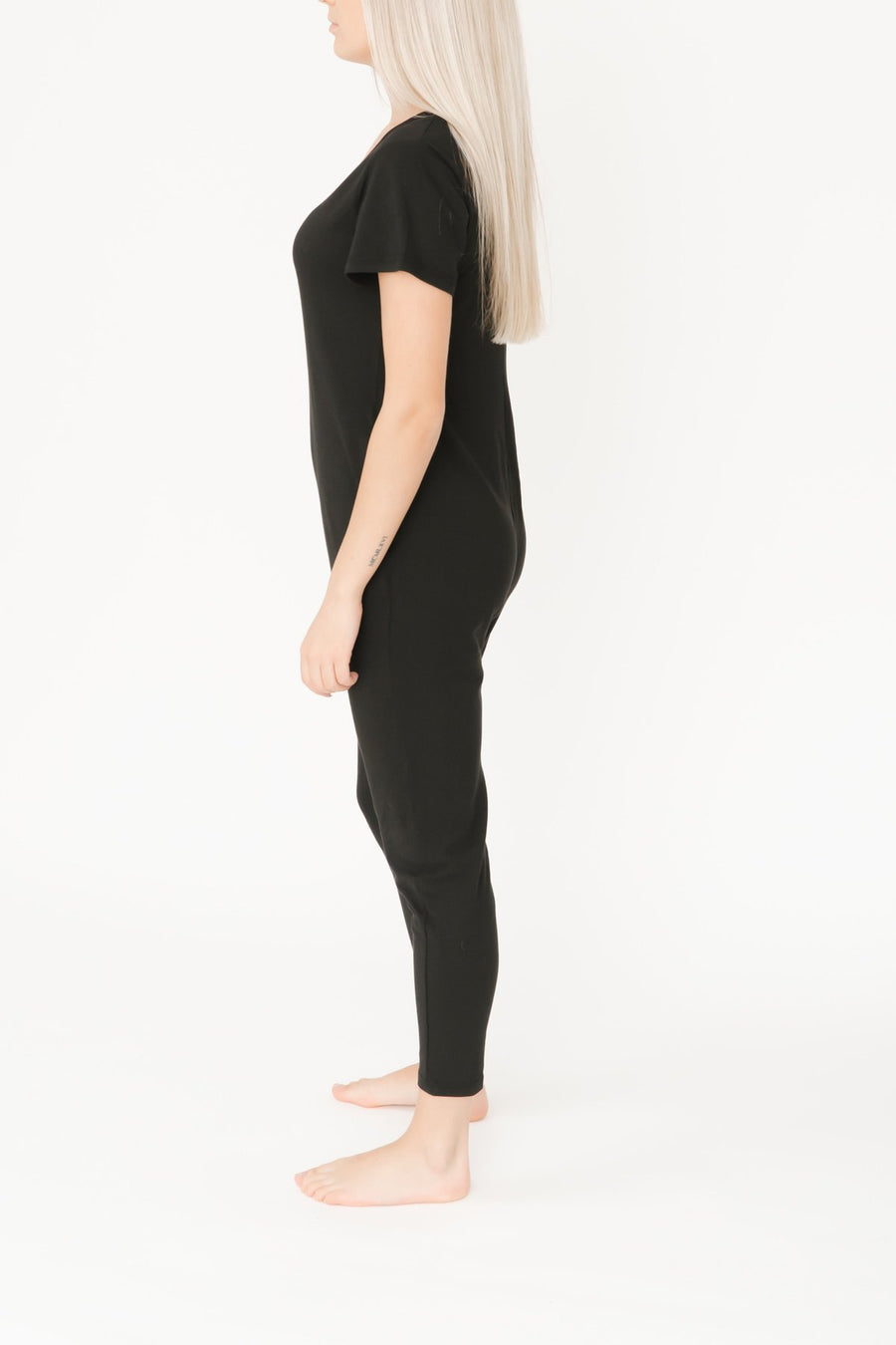 Sunday Romper - Black