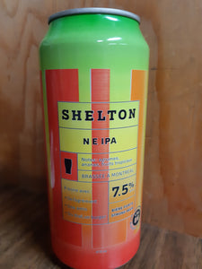 Shelton - NEIPA 473 ml (consigne incluse)