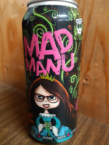 Overhop - Mad Manu 473 ml (consigne incluse)