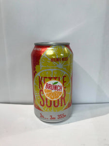 Vox populi - kettle sour - berliner weisse - 355ml  (consigne incluse)