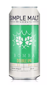 Simple Malt Bomba 473ml (consigne incluse 0.20$)