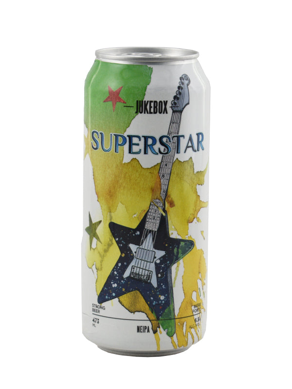 Jukebox - Superstar 473 ml (consigne incluse 0.20$)