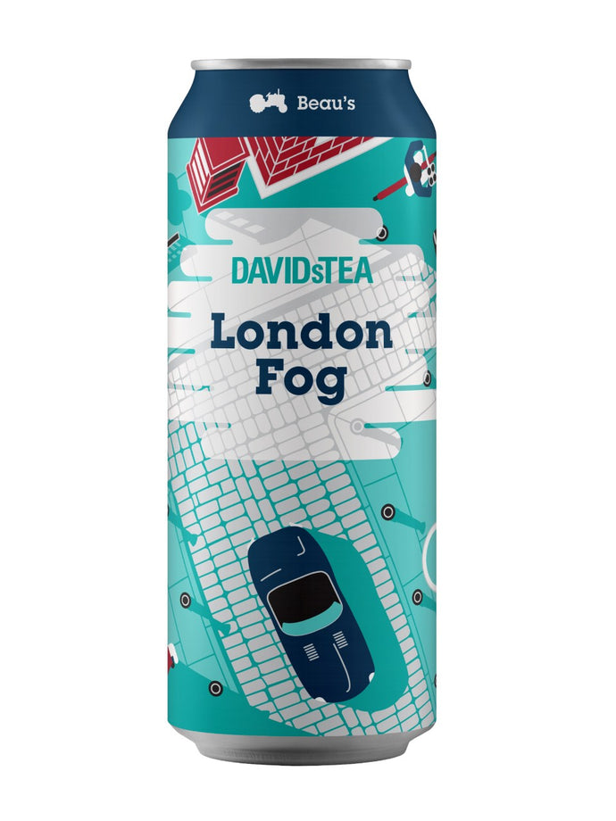 Beau's - London Fog 473ml (consigne incluse 0.20$)