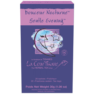 La courtisane - Tisane - Douceur nocturne