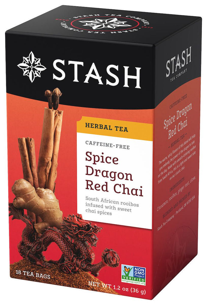 Stash - Tisane - Chai rouge dragon épicé