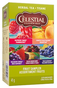 Celestial - Tisane - Assortiment fruits