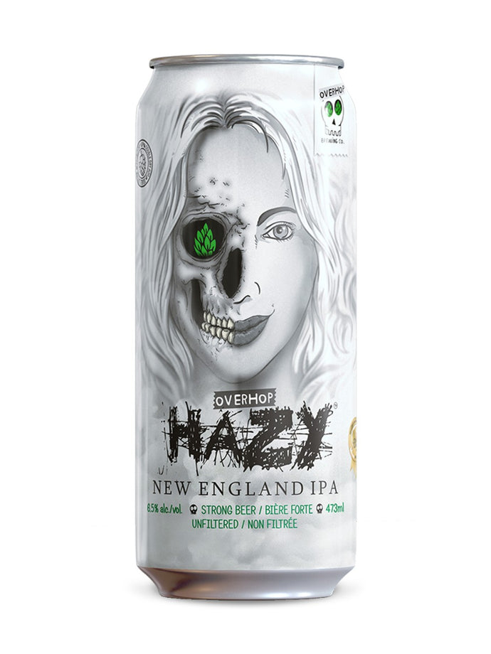 Overhop - Hazy 473 ml (consigne incluse)