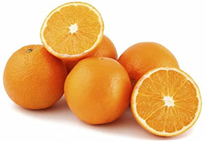 Orange navel (lot de 5)