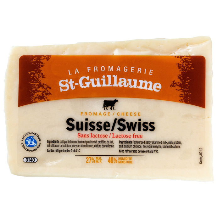 Fromage st-guillaume Suisse 750gr (gros format)