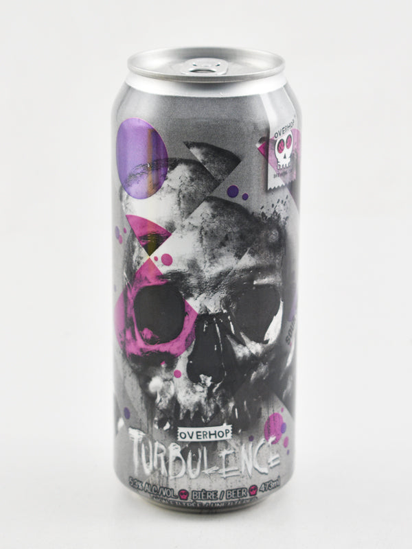 Overhop - Turbulence 473 ml (consigne incluse 0.20$)