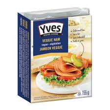 Tranches jambon YVES 155g