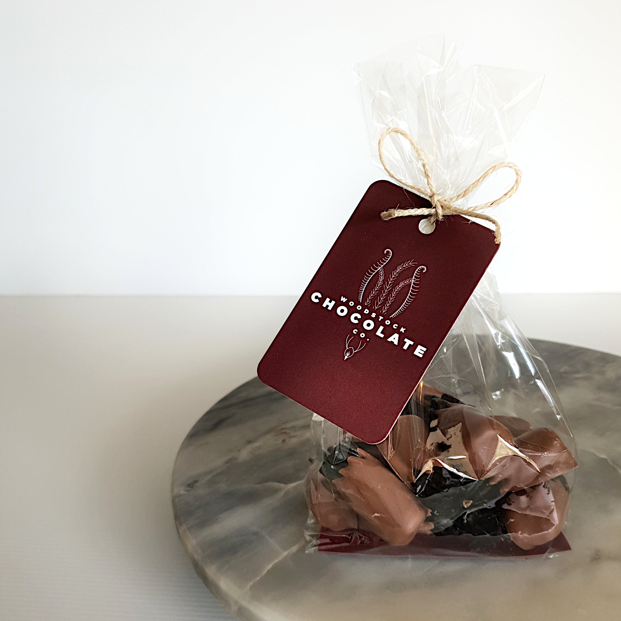Milk chocolate coated liquorice, handmade in Milton NSW using Callebaut Belgian chocolate