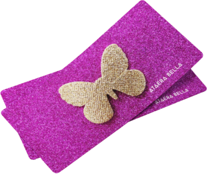 Butterly Gift Card - ATAERA BELLA
