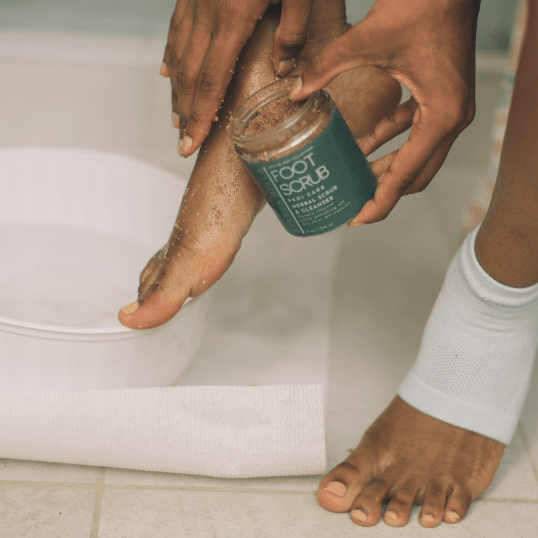 Foot Scrub - ATAERA BELLA