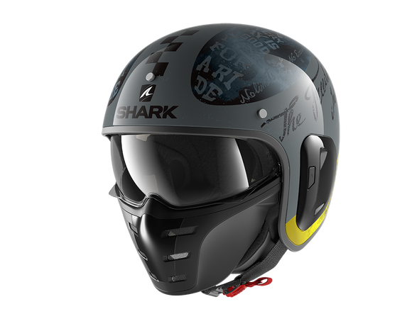 Shark S-Drak 2 Helmet Tripp In