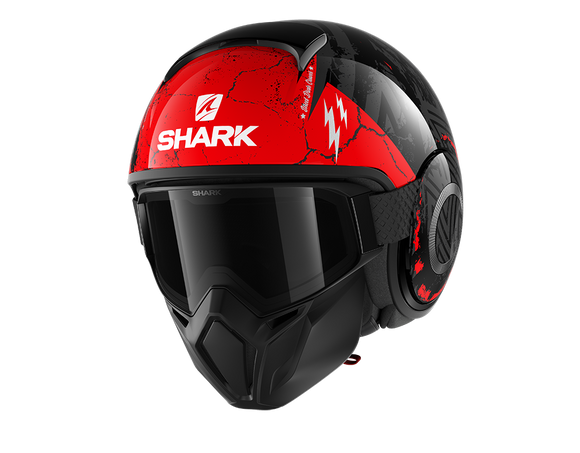 Shark Street Drak Helmet Crower