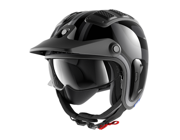 Shark X-Drak 2 Helmet Thrust-R